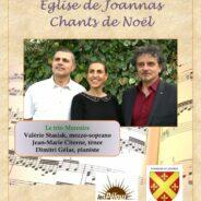 Concert de Noël à Joannas 🗓