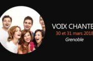 Stage de découverte de la voix chantée. Grenoble 🗓